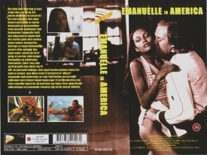 Emanuelle in America - Sleeve/Cover