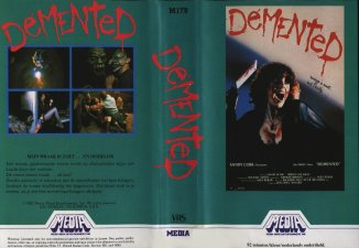 Demented - Sleeve/Cover